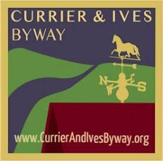 Currier and Ives logo